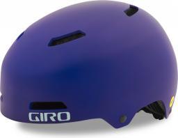 GIRO Kask dziecięcy DIME FS XS fioletowy (GR-7087489)