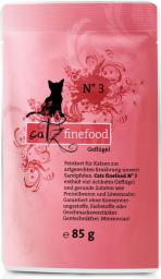 Catz Finefood N.03 Drób saszetka 85g
