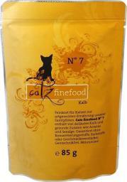 Catz Finefood N.07 Cielęcina saszetka 85g