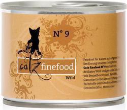 Catz Finefood N.09 Dziczyzna puszka 200g