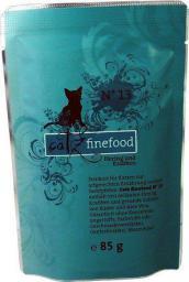 Catz Finefood N.13 Śledź i Kraby saszetka 85g