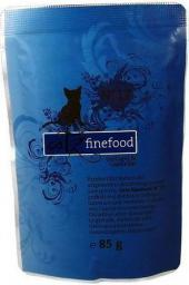 Catz Finefood N.17 Drób i Krewetki saszetka 85g