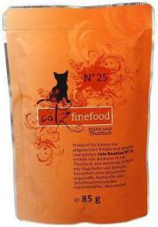 Catz Finefood N.25 Kurczak i Tuńczyk saszetka 85g