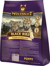 Wolfsblut Dog Black Bird Puppy - indyk i bataty 500g