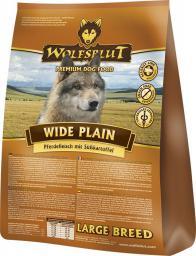 Wolfsblut Dog Wide Plain Large Breed konina i bataty 15kg