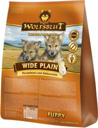 Wolfsblut Dog Wide Plain Puppy konina i bataty 2kg