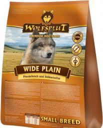 Wolfsblut Dog Wide Plain Small konina i bataty 500g