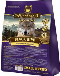Wolfsblut Dog Black Bird Adult Small - indyk i bataty 500g