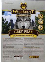 Wolfsblut Dog Grey Peak - koza i bataty 15kg
