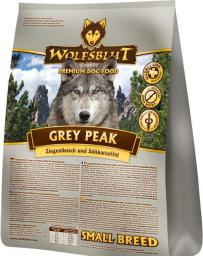 Wolfsblut Dog Grey Peak Small - koza i bataty 500g