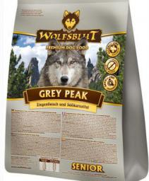 Wolfsblut Dog Grey Peak Senior - koza i bataty 2kg
