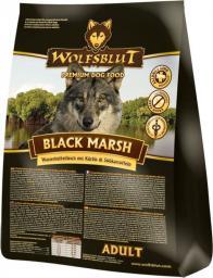 Wolfsblut Dog Black Marsh - bawół i dynia 2kg