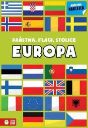 Państwa, flagi, stolice. Europa