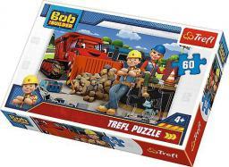 Trefl 60 elementów, Bob i Wendy - Bob Budowniczy