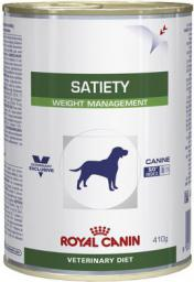 Royal Canin Veterinary Diet Canine Satiety Weight Management puszka 410g
