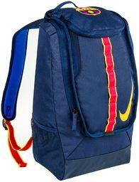 2efbdf2cc496 Nike Plecak sportowy Allegiance Barcelona Shield granatowy (BA5028 ...