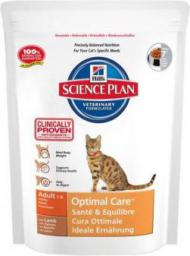 Hills  Feline Adult Lamb Optimal Care 400g