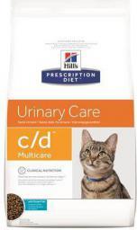 Hills  Prescription Diet c/d Feline z Rybami Morskimi 5kg