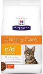 Hills  Prescription Diet c/d Feline z Kurczakiem 10kg