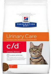 Hills  Prescription Diet c/d Feline Urinary Stress 1.5kg