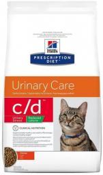 Hills  Prescription Diet c/d Feline Urinary Stress / Reduced Calorie 8kg