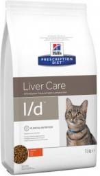 Hills  Prescription Diet l/d Feline 1.5kg