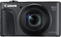 Aparat cyfrowy Canon PowerShot SX730 HS Czarny (1791C002AA)
