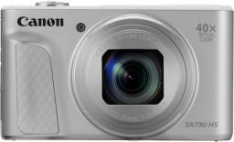 Aparat cyfrowy Canon PowerShot SX730 HS Srebrny (1792C002AA)