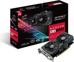 Karta graficzna Asus Radeon RX 560 ROG STRIX O4G Gaming 4GB GDDR5 (128 bit), DVI-D, HDMI, DisplayPort, BOX (ROG-STRIX-RX560-O4G-GAMING)