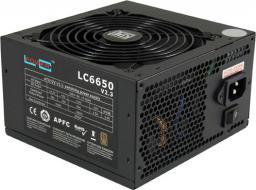 Zasilacz LC-Power LC6650 650W (LC6650 V2.3)
