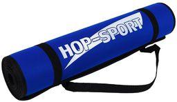 Hop-Sport Mata do Jogi HS-2256 niebieska (25873-uniw)