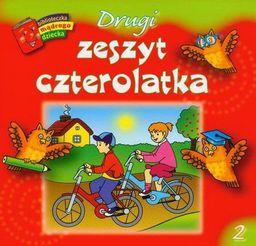 Biblioteczka mądrego dziecka - Drugi zeszyt czterolatka