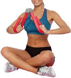 Body Sculpture Agrafka fitness BA 105 różowa (10327-uniw)