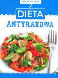 Olesiejuk Apetyt na życie. Dieta antyrakowa (206685)