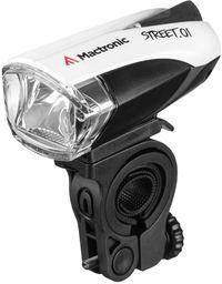 MacTronic Lampa rowerowa przednia ładowalna, 140 lm, STREET.01 (L-AL-01BF)