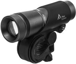 MacTronic Lampa rowerowa przednia bateryjna (3x AAA), 300 lm, SCREAM (L-BPM170L)