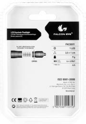 Latarka Falcon Eye Latarka brelok Sparky01 niebieska (FKC0011)