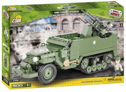 Cobi SMALL ARMY M16 Half-Truck 500kl (COBI-2499)
