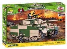 Cobi SMALL ARMY PZKPFW IV Ausf. F1/G/H (COBI-2508)