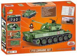 Cobi Wot F19 Lorraine 40T 540kl (COBI-3025)