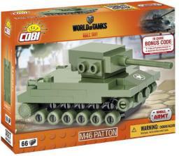 Cobi Small Army Czołg nano M46-Patton