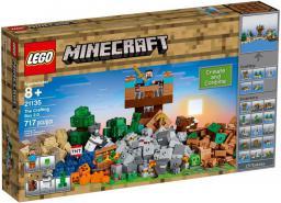LEGO MINECRAFT Kreatywny warsztat 2.0 ( 21135 )