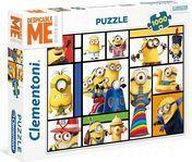Clementoni Puzzle 1000el Minionki 3 Despicable (39407)