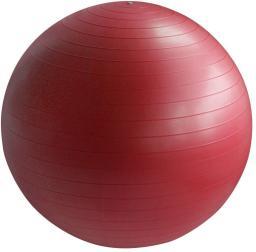 Victoria Sport Piłka fitness czerwona 55 cm