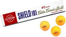 Sponeta Piłeczki do tenisa stołowego SHIELD 6 sztuk pomarańczowe