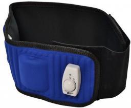 EB FIT Pas wibracyjny YL618B do masażu ud niebiesko-czarny