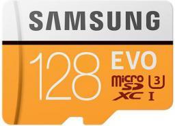 Karta MicroSD Samsung EVO 128GB MB-MP128GA/EU