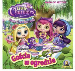 Little Charmers. Małe czarodziejki 3 Goście... (243324)