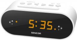Radiobudzik Sencor SRC1100 W