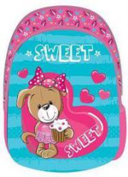 Eurocom Plecak dziecięcy duży Sweet (241057)
